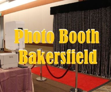 Photo Booth Bakersfield