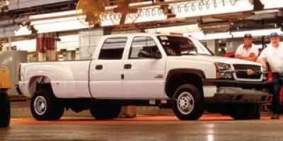 2003 Chevrolet Silverado 3500 Base (Light Pewter Metallic)