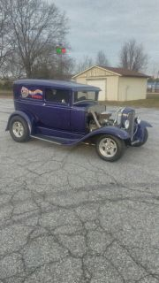 1928 Ford Sedan Delivery