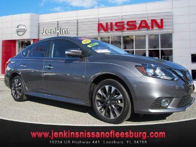 2016 Nissan Sentra S (Gun Metallic)