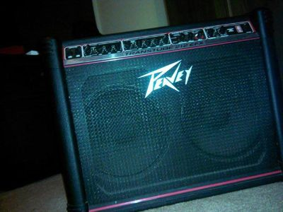 Great Peavey 212 EFX Built in effects, Wpedal extras