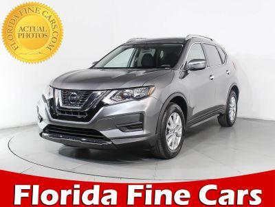 2018 Nissan Rogue Sv (gray)