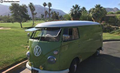 1964 Custom Panel Van
