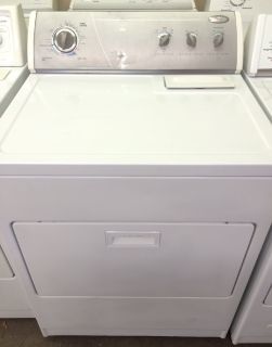 Whirlpool Electric Dryer in White