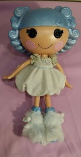 "Lalaloopsy Doll ""Ivory Ice Crystals Holiday Collector Doll"