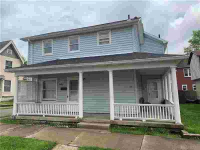 301-301 1/2 S Downing Street Piqua Three BR, Great investment.