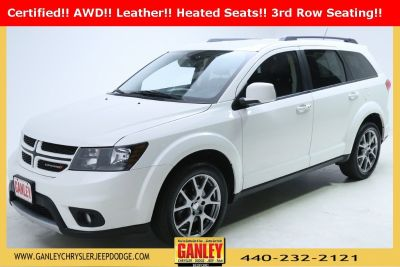 2015 Dodge Journey R/T (White)