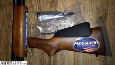 For Sale: Mossberg 500 12g stock and forend