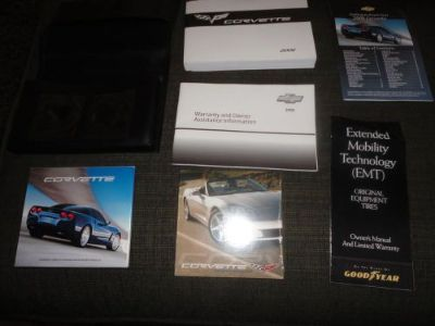 Purchase 2006 Corvette Owners Manual Packet ORIGINAL OEM motorcycle in Crown Point, Indiana, United States, for US $65.00