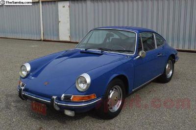 1969 912 Coupe Survivor