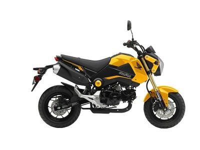 2015 Honda Grom Sport Motorcycles Ithaca, NY