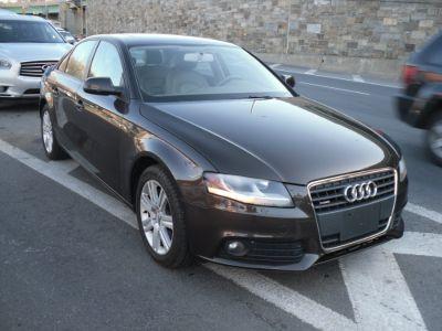 2011 Audi A4 2.0T quattro Premium (Brown)