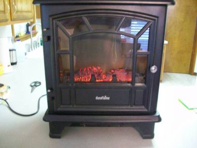 Duraflame Freestanding Electric Stove