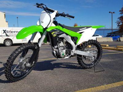 2018 Kawasaki KX 250F Motocross Motorcycles Cambridge, OH