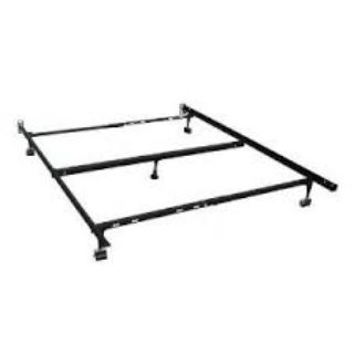 Queen Bed frame with Support middle