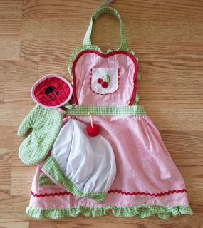 Play Kitchen Outfit
