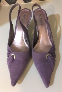 BCBG Lavender Shoes~ Size 8
