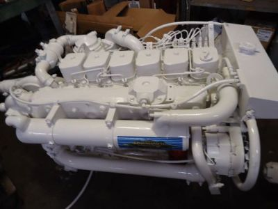Sell Cummins 6BTA 300 HP *USED* motorcycle in West Palm Beach, Florida, United States, for US $10,000.00