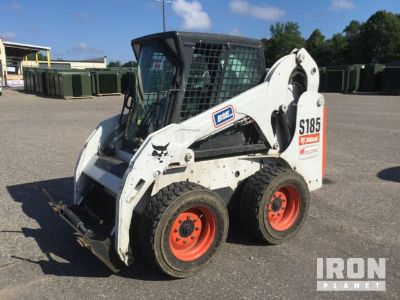 2010 Bobcat S185 Skid-Steer Loader