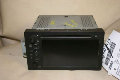 Sell GM NAVIGATION RADIO 15800000 UNLOCKED NON LUX CHEVY GMC SILVERADO SIERRA TAHOE motorcycle in Saint Charles, Missouri, United States, for US $500.00