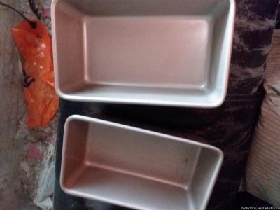 Bakeware Rectangle Aluminum Cake Mold/Pans