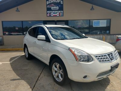 2009 Nissan Rogue S (White)