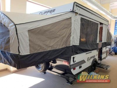 2019 Coachmen Rv Clipper Camping Trailers 125ST Sport