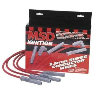 Purchase MSD 32219 RED 8.5 Wires Ford Mustang 4.6L Cobra 1996-97 motorcycle in Suitland, Maryland, US, for US $136.83