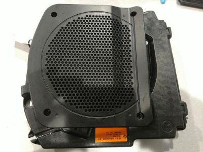 Purchase 11 12 13 14 15 BMW 550i F10 RIGHT FLOOR SUBWOOFER W/ PREMIUM SOUND 65139169688 motorcycle in Rockford, Illinois, United States, for US $150.00
