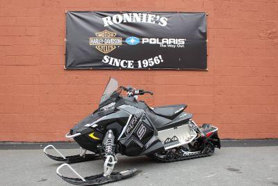 2018 Polaris 800 RUSH PRO-S ES Trail Sport Snowmobiles Pittsfield, MA