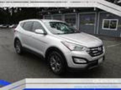 2013 Hyundai Santa Fe Sport 2.4L 2.4L I4 190hp 181ft. lbs.