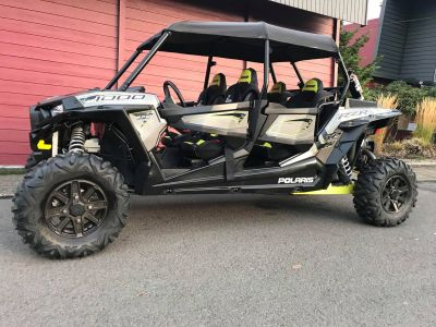 2016 Polaris RZR XP 4 1000 EPS Sport-Utility Utility Vehicles Tualatin, OR