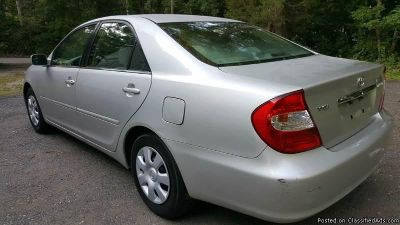 2002 Toyota Camry VERY SMOOTH RIDE!!!