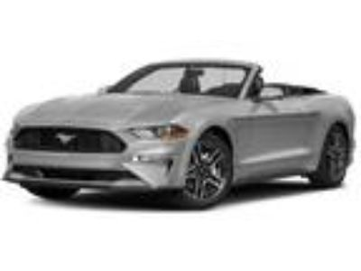 Used 2018 Ford Mustang BLACK, 41.3K miles