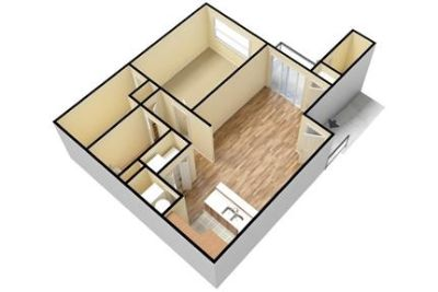 4 bedrooms Apartment - The comforts of a home.