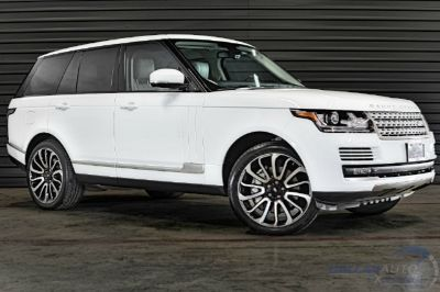 2013 Land Rover Range Rover HSE LUX