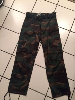 Brand new with tags. Army cargo pants.