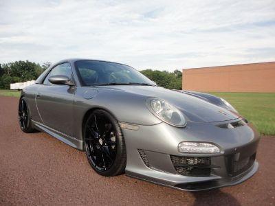 2002 Porsche 911 Carrera Convertible Cabriolet