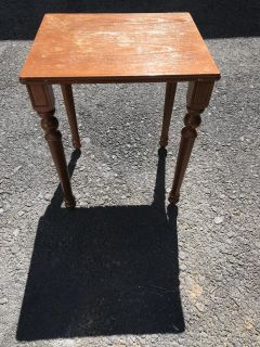 Redo project small table