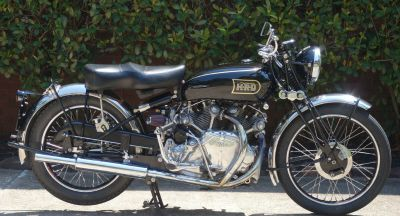1948 Vincent Series B Rapide