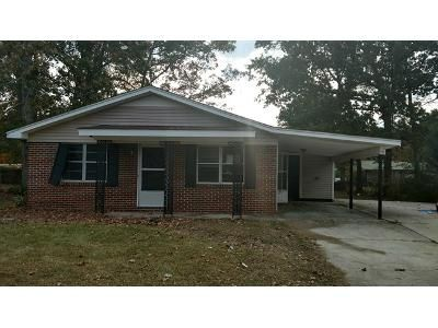 3 Bed 1 Bath Foreclosure Property in Rome, GA 30165 - Mathis Dr NW