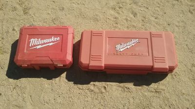 Milwaukee Tool Cases