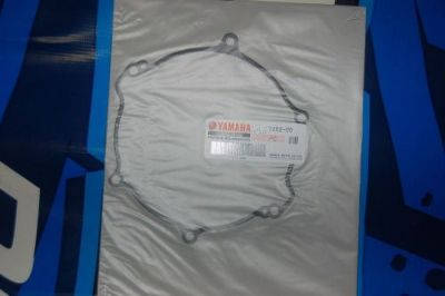 Purchase Yamaha Genuine Parts 2005-2014 YZ 125 Clutch Cover Gasket 1C3-15463-00-00 motorcycle in Belchertown, Massachusetts, United States, for US $7.99