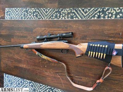 For Sale: Remington 700 BDL 25-06