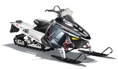 2016 Polaris 600 RMK 155 Mountain Snowmobiles Milford, NH