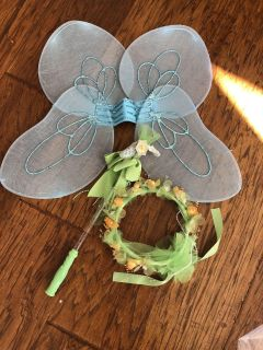 Tinker bell accessories