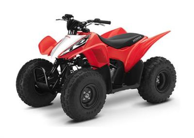2018 Honda TRX90X Kids ATVs New Bedford, MA