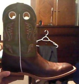 Brand New Justin Boots