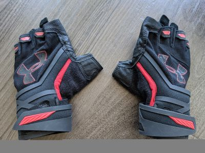 Under Armour Weightlifting/Training Gloves
