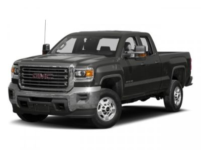 2018 GMC Sierra 2500HD (Summit White)